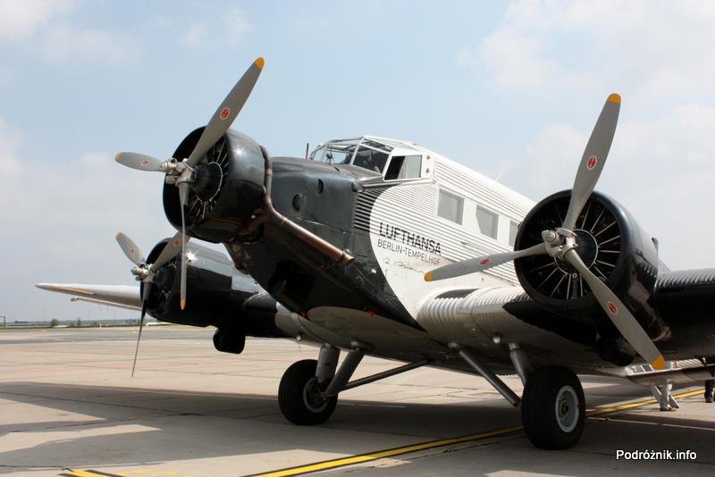 Junkers Ju52/3m - D-AQUI - D-CDLH