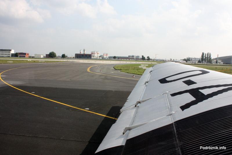 Junkers Ju52/3m - D-AQUI - D-CDLH - lewe skrzydło