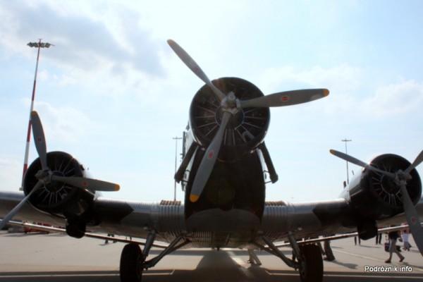 Junkers Ju52/3m - D-AQUI - D-CDLH - środkowy silnik