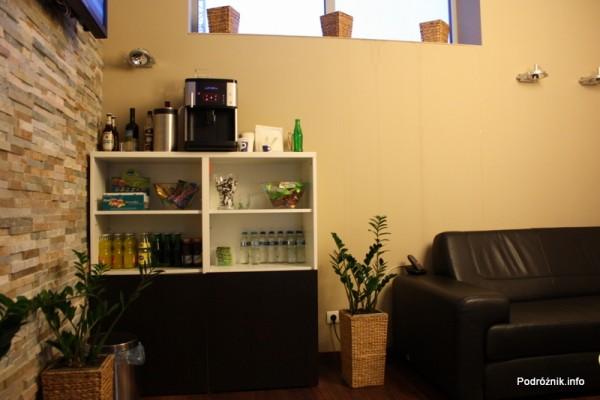 Polska – Rzeszów – Lotnisko Jasionka – Business Lounge - luty 2012
