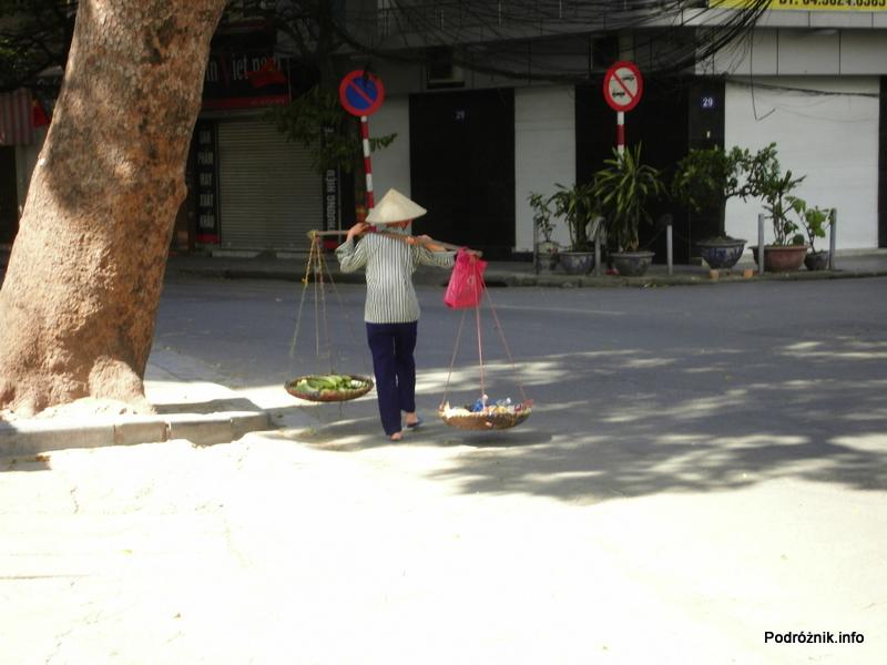 Wietnam - Hanoi - kwiecień 2012