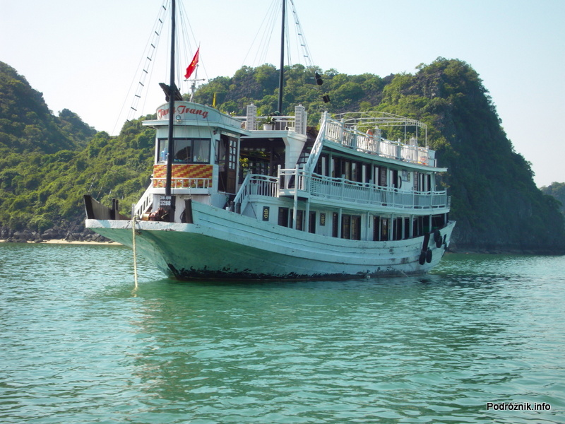 Wietnam - Ha Long Bay - maj 2012 - Halong Dolphin Cruise