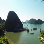 Wietnam - Ha Long Bay - maj 2012