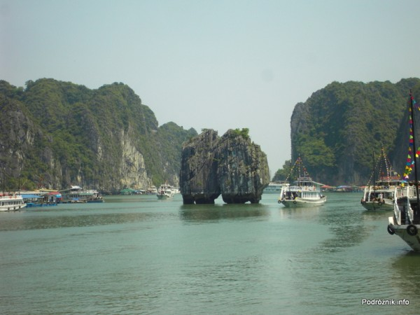 Wietnam - Ha Long Bay - maj 2012
