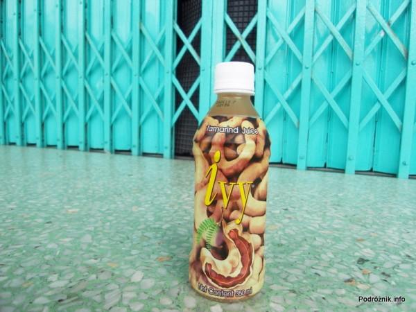 Tajlandia - Bangkok - maj 2012 - sok z tamaryndowca