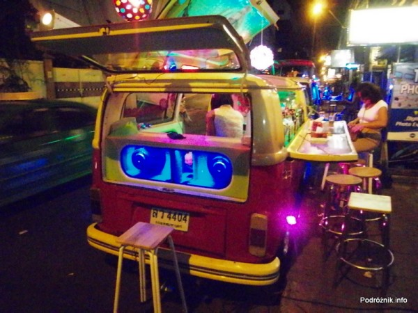 Tajlandia - Bangkok nocą - maj 2012