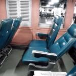 Tajlandia - Bangkok - maj 2012 - wagon trzeciej klasy