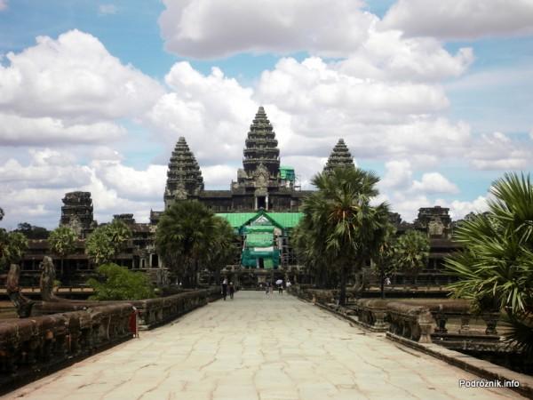 Kambodża - Siem Reap - maj 2012 - Angkor Wat
