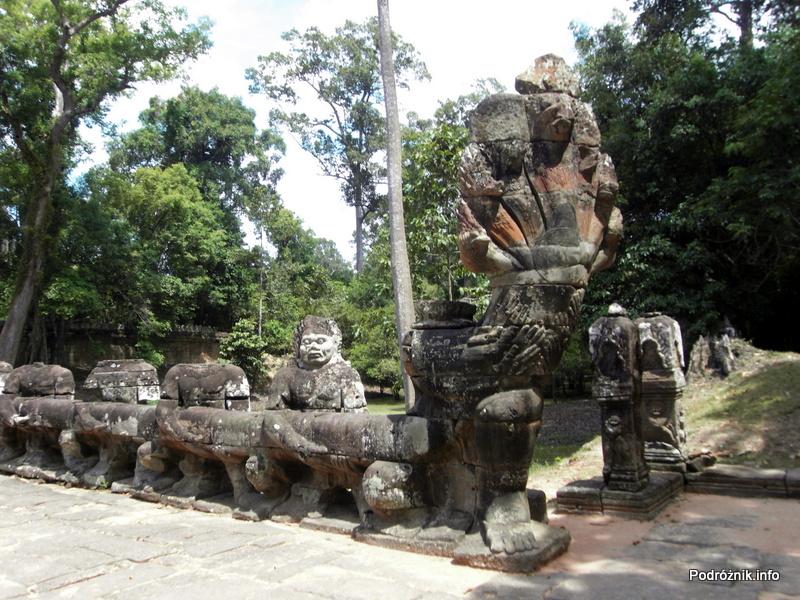 Kambodża - Siem Reap - maj 2012 - Angkor