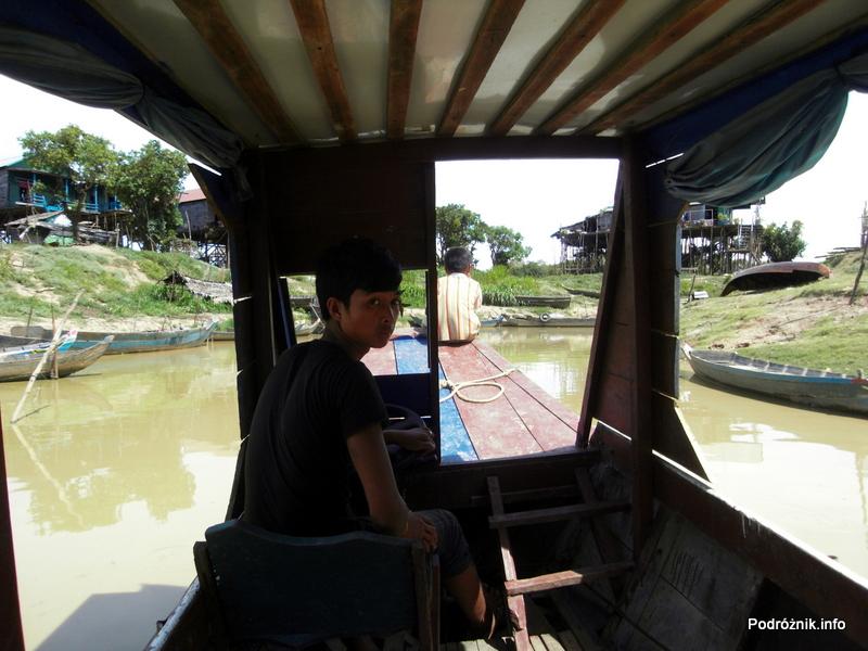 Kambodża - Siem Reap - maj 2012 - Floating Village