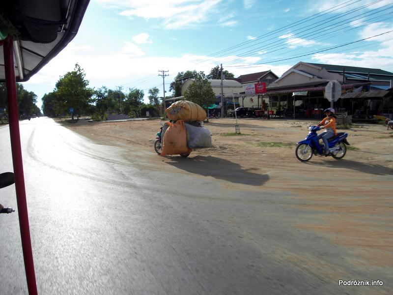 Kambodża - Siem Reap - maj 2012