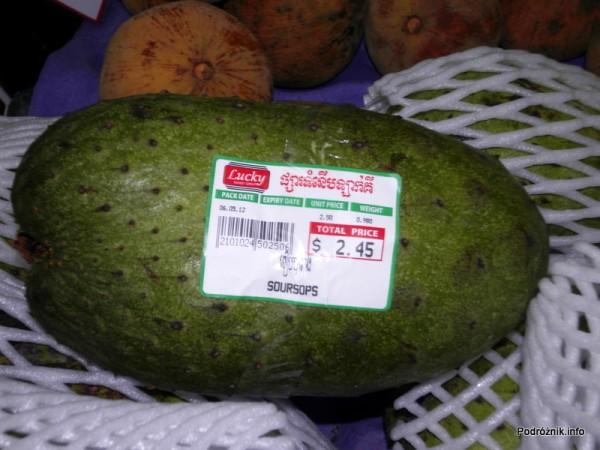 Kambodża - maj 2012 - ang. Soursops