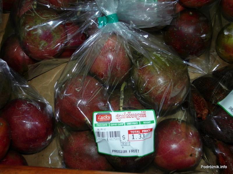 Kambodża - maj 2012 - ang. Passion Fruit
