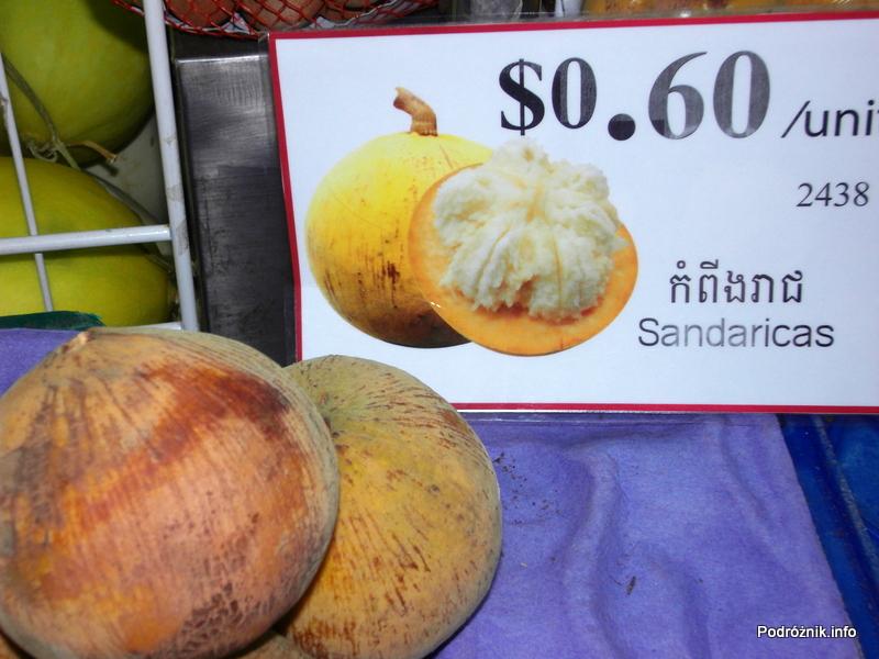 Kambodża - maj 2012 - ang. Sandaricas