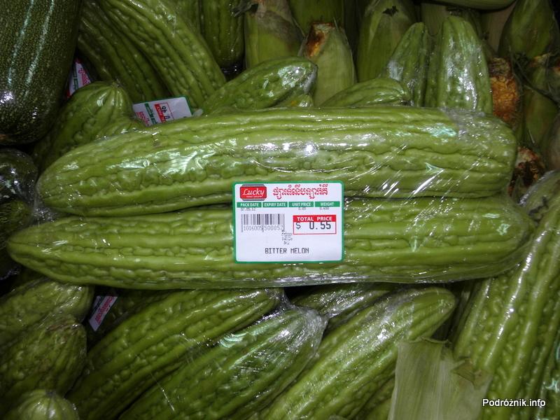 Kambodża - maj 2012 - ang. Bitter Melon