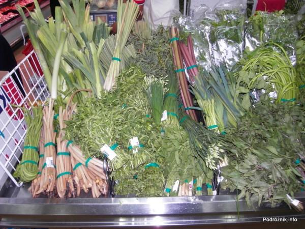 Kambodża - maj 2012 - warzywa