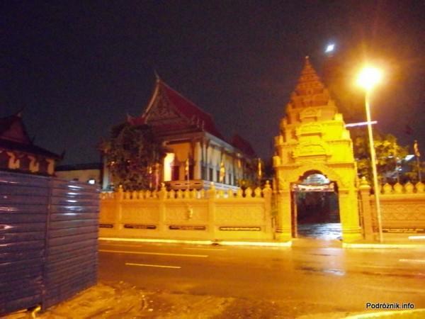 Kambodża - Phnom Penh - maj 2012