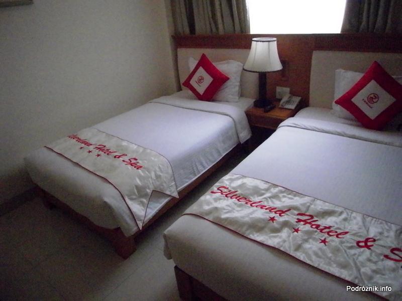 Wietnam - Ho Chi Minh (Sajgon) - maj 2012 - Silverland Hotel & Spa