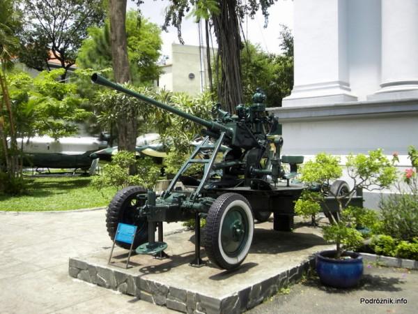 Wietnam - Ho Chi Minh (Sajgon) - maj 2012 - Muzeum Miasta Ho Chi Minh