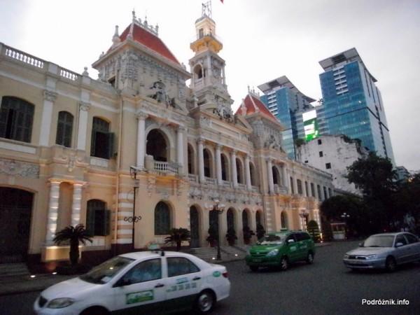 Wietnam - Ho Chi Minh (Sajgon) - maj 2012 - Ratusz