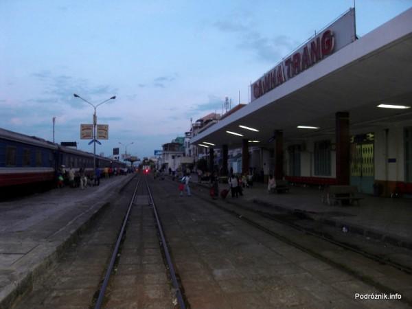 Wietnam - Nha Trang - maj 2012 - dworzec kolejowy