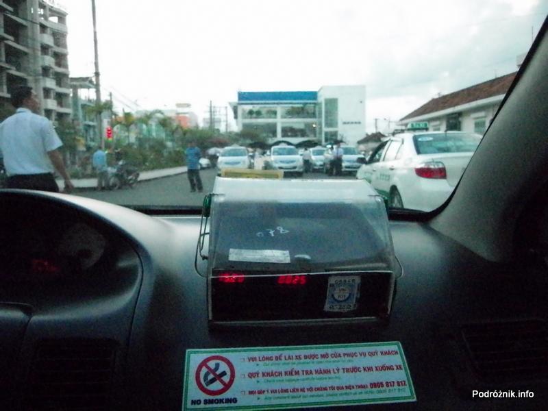 Wietnam - Nha Trang - maj 2012 - taksometr