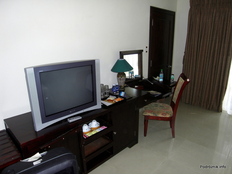 Wietnam - Nha Trang - maj 2012 - Diamond Bay Resort & Spa - pokój