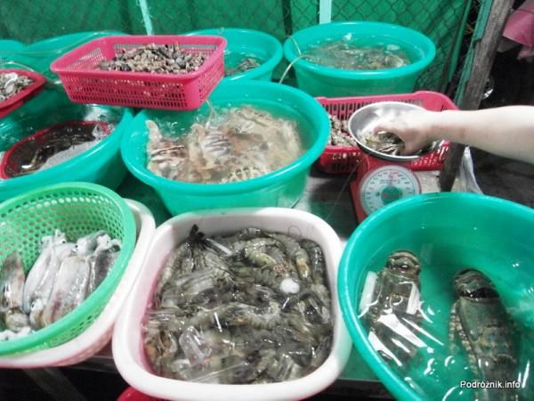 Wietnam - Nha Trang - maj 2012 - seafood