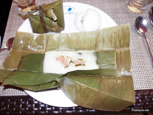 Wietnam - Nha Trang - maj 2012 - Diamond Bay Resort & Spa - Rice Cake