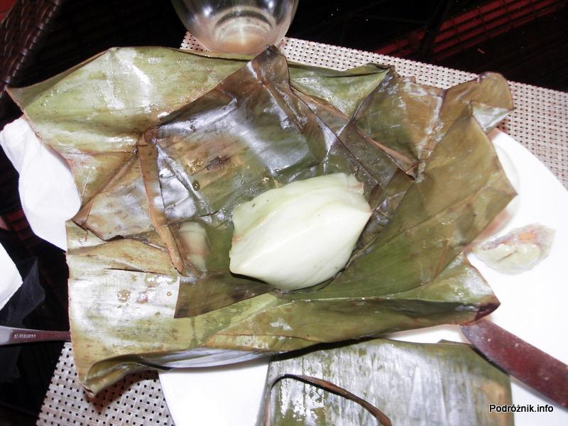 Wietnam - Nha Trang - maj 2012 - Diamond Bay Resort & Spa - Rice Cake