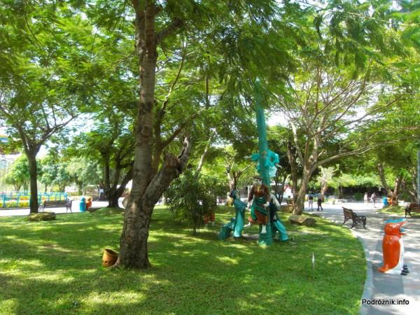 Wietnam - Nha Trang (Vinpearl Land) - maj 2012
