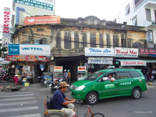 Wietnam - Nha Trang - maj 2012 - taxi