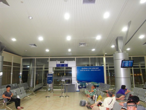 Wietnam - Nha Trang - maj 2012 - lotnisko