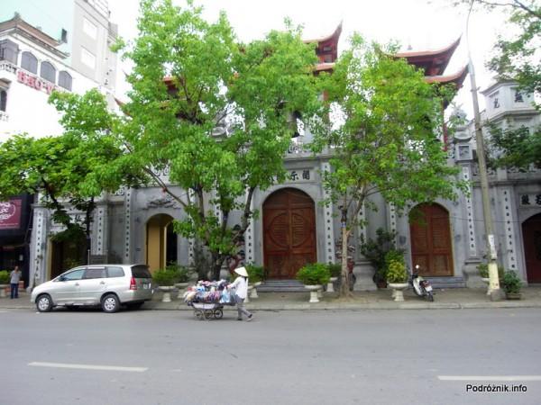 Wietnam - Hanoi - maj 2012 - Thien Phuc Pagoda