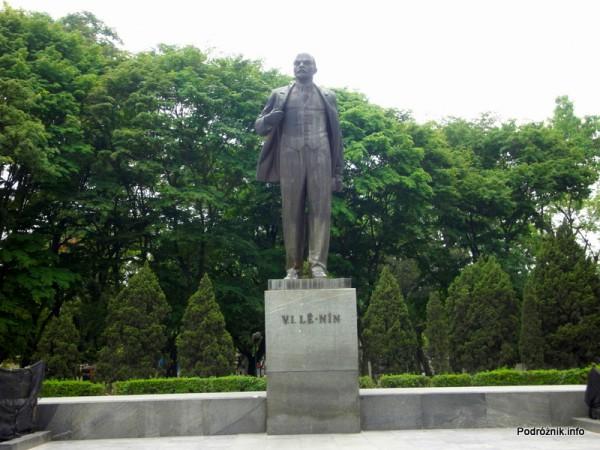 Wietnam - Hanoi - maj 2012 - Lenin