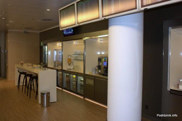 Polska - Warszawa - Lotnisko Chopina - Salonik Executive Lounge Bolero - lipiec 2012