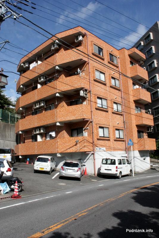 Japonia - Narita - blok mieszkalny - sierpień 2012