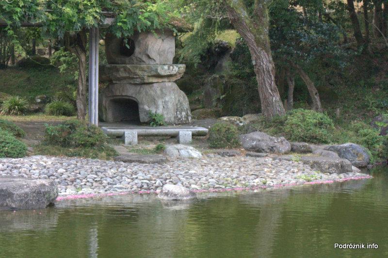 Japonia - Narita - japoński ogród niedaleko Naritasan-Shinshoji Temple - sierpień 2012