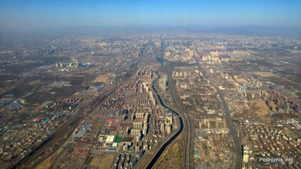 Chiny - blokowiska pod Pekinem - kwiecień 2013