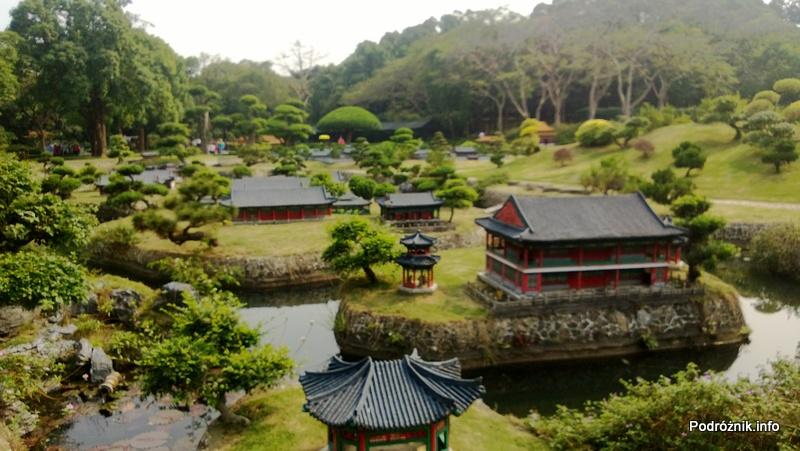 Chiny - Shenzhen - Splendid China Folk Village - mini Chiny jak pocztówka - kwiecień 2013