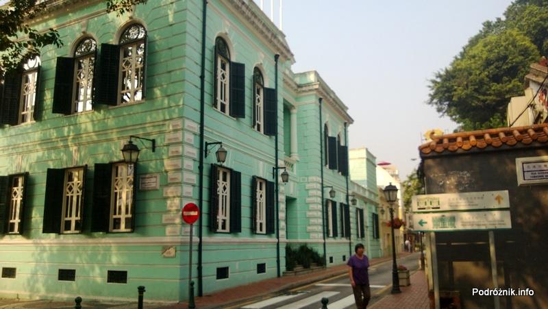 Chiny - Makao - Taipa - Museum of Taipa and Coloane History - kwiecień 2013