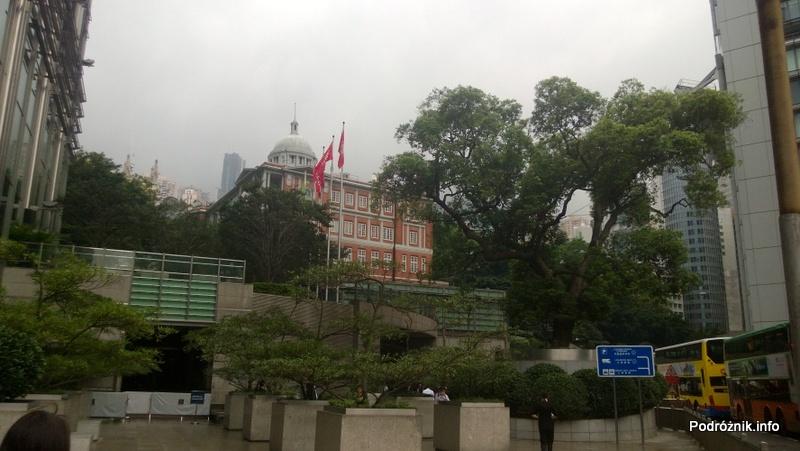 Chiny - Hongkong - kwiecień 2013