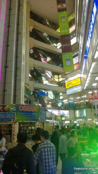 Chiny - Shenzhen - SEG - wnętrze  - kwiecień 2013