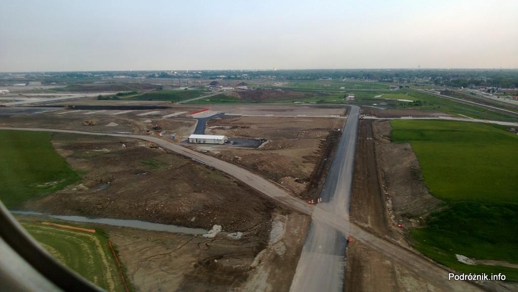 USA - Chicago O'Hare International Airport - rozbudowa lotniska - czerwiec 2013