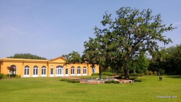 USA - Nowy Orlean - Ogród Botaniczny - Pavilion of the Two Sisters - czerwiec 2013