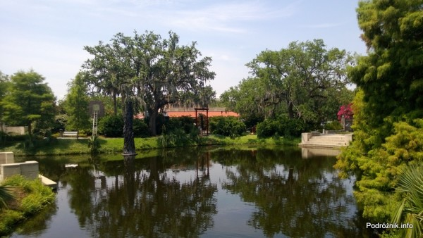 USA - Nowy Orlean - Sydney and Walda Besthoff Sculpture Garden New Orleans Museum of Art - czerwiec 2013