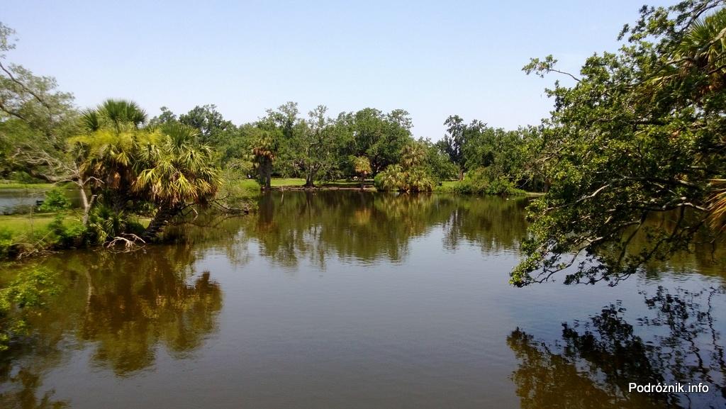 USA - New Orleans City Park - czerwiec 2013