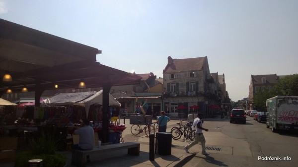 USA - Nowy Orlean - plac przed French Market - czerwiec 2013