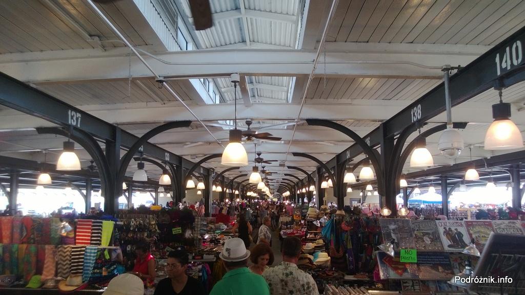 USA - Nowy Orlean - French Market - czerwiec 2013