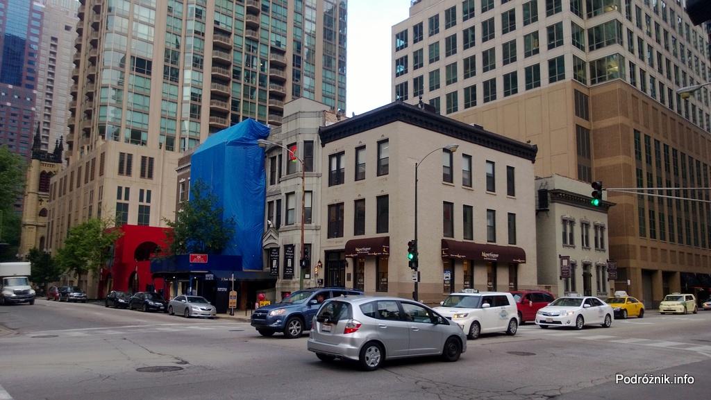 USA - Chicago - zabudowa - czerwiec 2013
